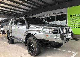 Check out this 2017 Revo Hilux